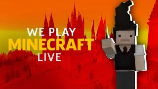 Exploring The Wizarding World Of Harry Potter In Minecraft