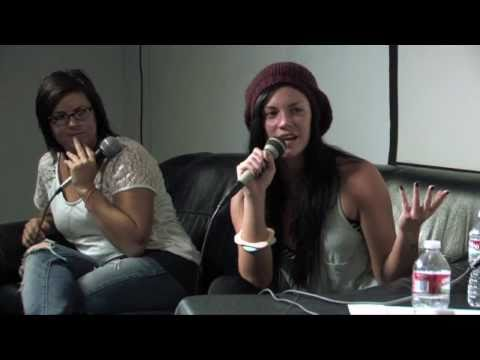 The Morning After... Podcast Live: Andy San Dimas & Renee Gauthier