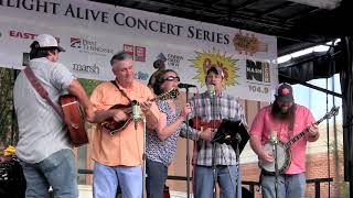 Rick Opens Show: This Sad Song & Little Cabin Home- Tugalo Holler at Twilight Alive Kingsport
