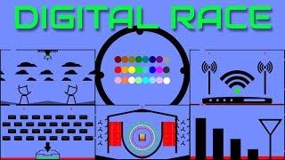 24 Marble Race EP. 2: Digital Race