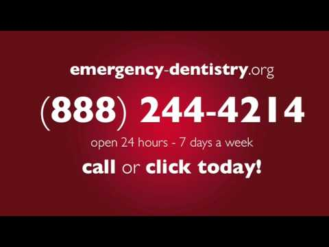 24 Hour Emergency Dentist St. Petersburg, FL - (888) 244-4214