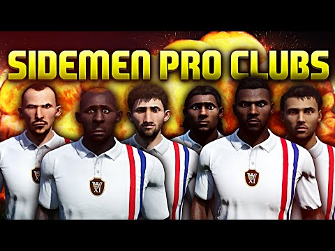 JUST HOLD ON! - SIDEMEN PRO CLUBS! from YouTube · Duration:  9 minutes 16 seconds
