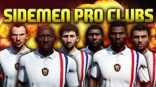 JUST HOLD ON! - SIDEMEN PRO CLUBS!