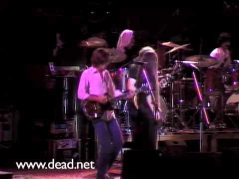Grateful Dead - Bertha (Gizah 9/16/78) (Official Live Video)