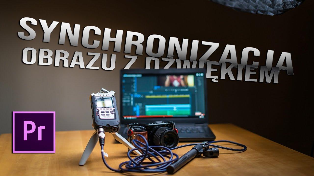 Synchronizacja dźwięku z obrazem