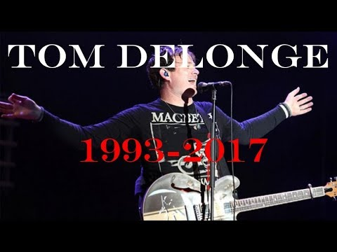 Tom DeLonge: Voice Evolution 1993-2017