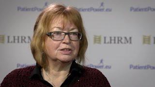 Bergit Kuhle zur Lage der Patienten mit myelodysplastischem Syndrom (MDS) in Deutschland