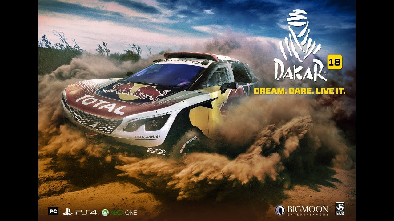 dakar 18 cgi trailer 2018 youtube. Black Bedroom Furniture Sets. Home Design Ideas