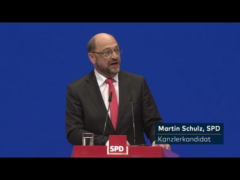 """Martin Schulz über Angela Merkel: """"Ich nenne das einen Anschlag auf die Demokratie"""""""