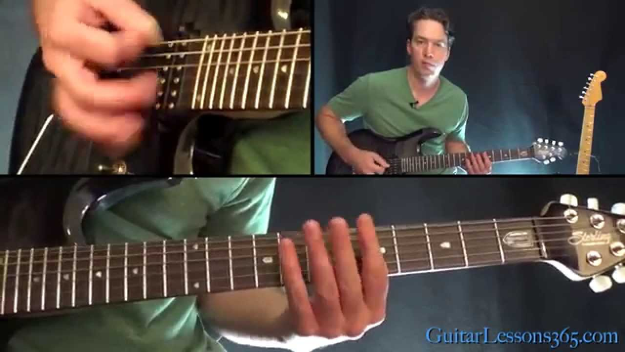 The Beautiful People Guitar Lesson Marilyn Manson Youtube