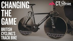 Changing the game | Team GB's wild Olympic track bike
