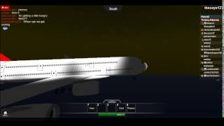 Albanian Airlines (ROBLOX) Flight 601