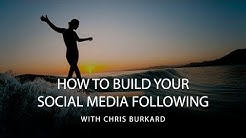 How to Build Your Social Media Following with Chris Burkard | CreativeLive
