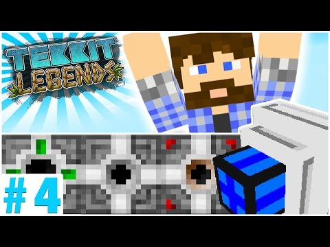 Energy Conversion | Tekkit Legends | #4