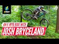 Cutting Loose: An E-MTB Ride With Josh Bryceland | All New 2020 Cannondale Moterra First Look