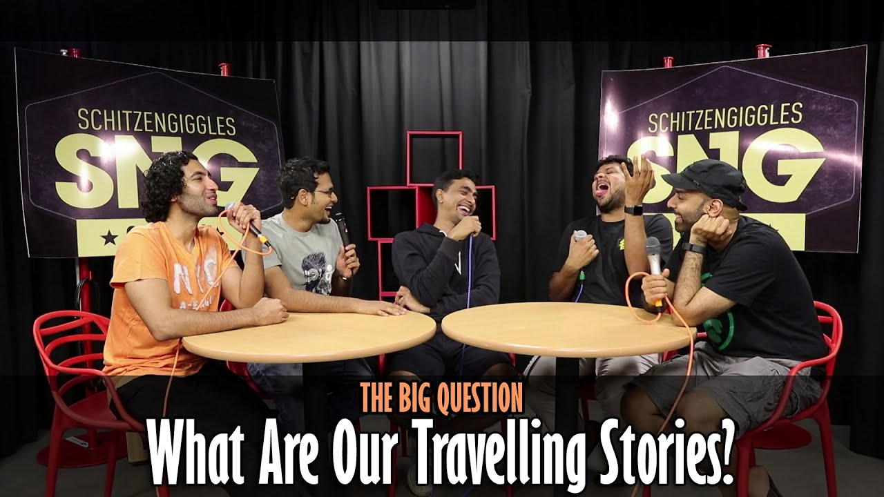Download SnG:  What Are Our Travelling Stories? | The Big Question Episode 14 | Video Podcast