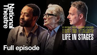 Life in Stages S1 Ep4: Bill Nighy, Andrew Lincoln and Chiwetel Ejiofor in conversation at the NT