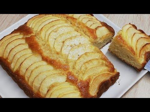 le-gÂteau-aux-pommes-de-rabinette-ultra-facile-(cuisine-rapide)