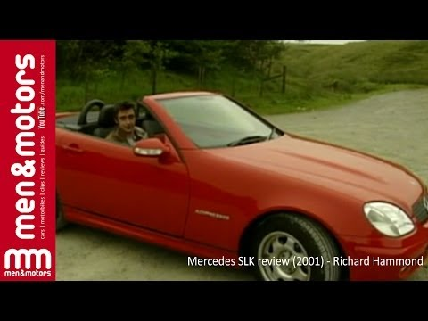 Mercedes SLK review (2001) - Richard Hammond