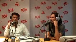 DJ Tarkan Interview @ FG DJ Radio (Paris - France)