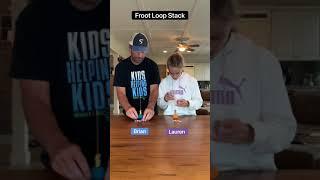 Froot Loop Stack Challenge!