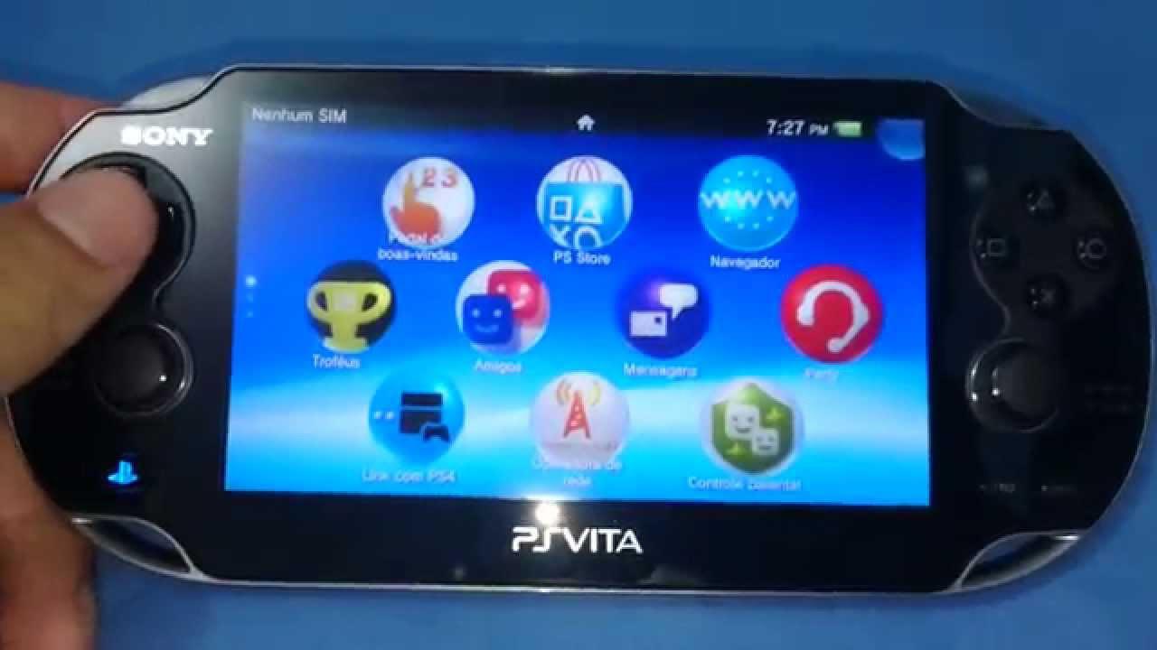 Ps Vita 3G/Wifi Pch-1101 (dermostração)