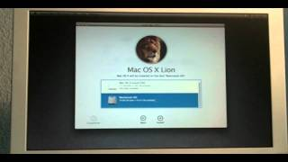How to clean install OSX Lion from Usb or DVD