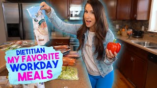 Meal Favorites For Work - Dietitian