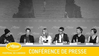 THE NEON DEMON - Press Conference - EV - Cannes 2016