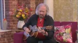 Download Barry Gibb- To love somebody.  Unplugged. MP3 song and Music Video