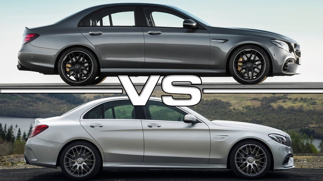 E63 Amg Vs E63 Amg S Autos Post