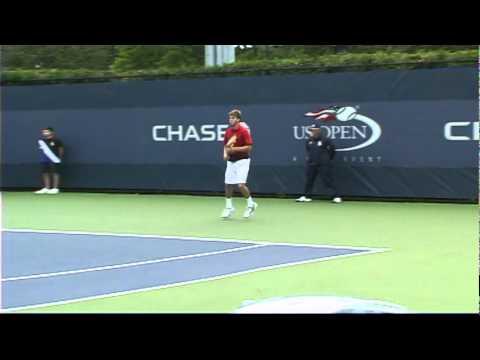 2010 US Open Qualifying Tournament: Day 1 Recap
