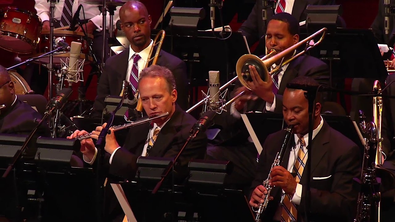 ELEGUA from Wynton Marsalis's OCHAS - Jazz at Lincoln Center Orchestra with Wynton Marsalis