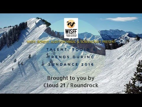 Indie Filmmaking - Talent, Tools and Trends Panel during Sundance Film Festival