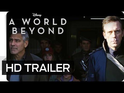 A WORLD BEYOND – Offizieller Trailer (Deutsch | German) - Disney HD