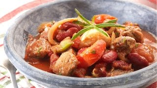 De dagschotel - Chili Con Carne