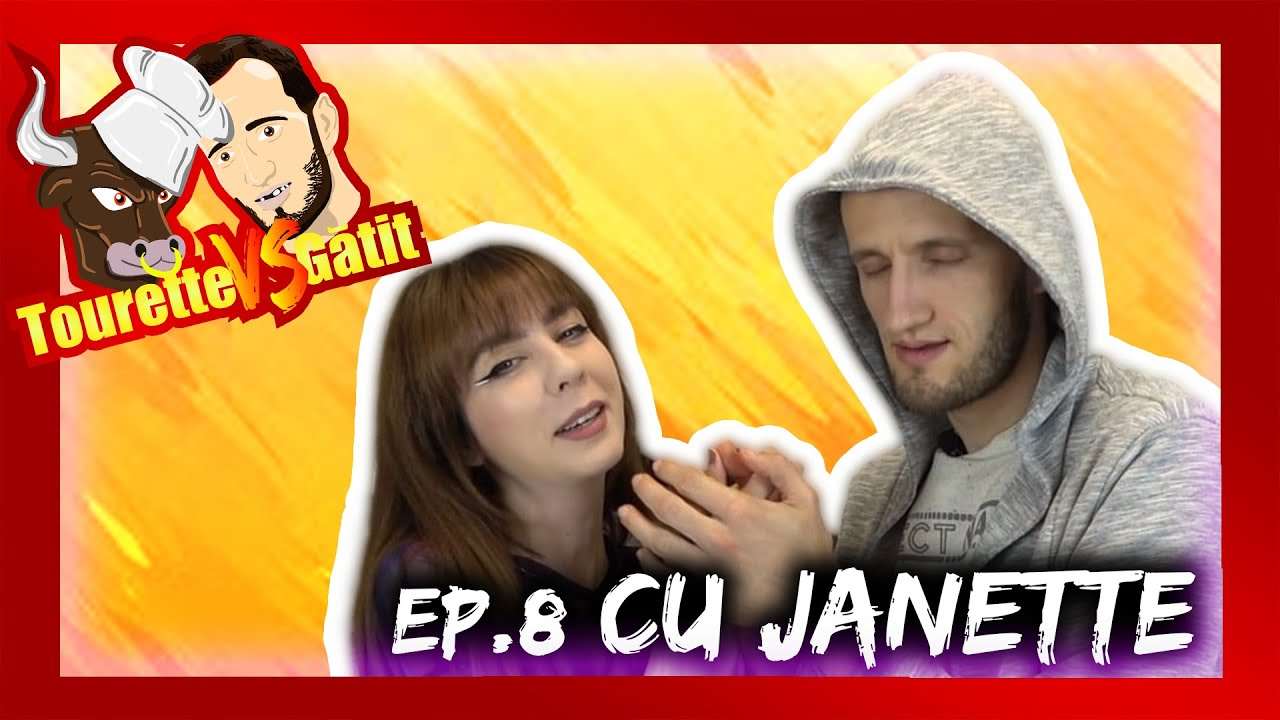 🔞OMUL CU TOURETTE VS GATIT EP8 |JANETTE PETCU FINALISTA iUMOR| NU ARE LENJERIE INTIMA???