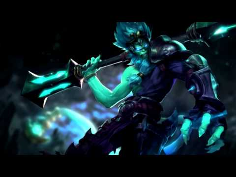 Underworld Wukong Animated Splash-Art
