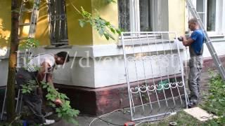 Решетки на окна Москва 30 07 14 -