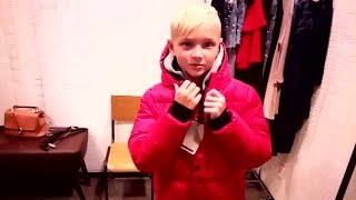 ⚽ COME BACK TO AUTUMN ЗАРА И БЕНЕТОН ⚽ SHOPPING IN ZARA STORES AND BENETTON