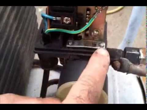 air compressor pressure switch rubber diaphragm repair