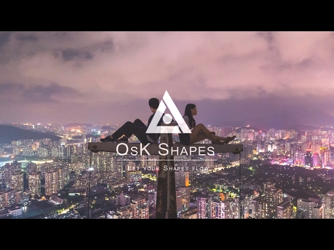Deep House Mix 2017 | 50k Mix | OsK Shapes
