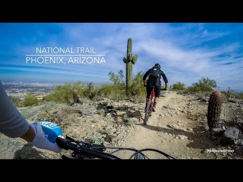 Mountain Biking National Trail | Phoenix, Arizona