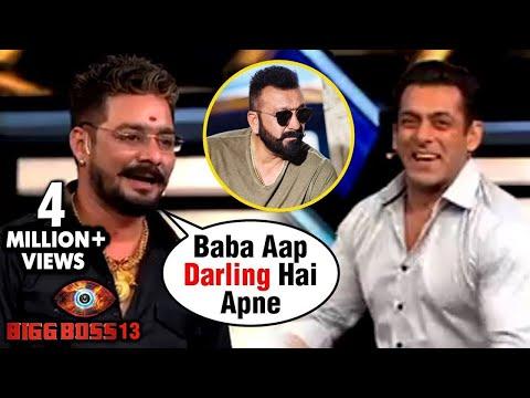 Hindustani Bhau FUN CHAT With Baba Sanjay Dutt And Salman Khan | Bigg Boss 13 Update Mp3