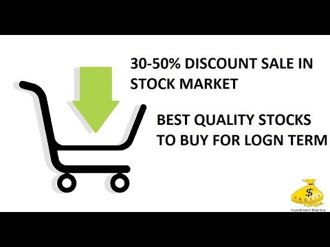 8 HIGH QUALITY STOCKS @DISCOUNT PRICE || VALUE BUY