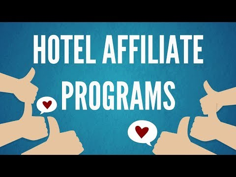 Choosing the best hotel affiliate program