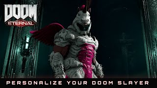DOOM Eternal – Personalize Your DOOM Slayer