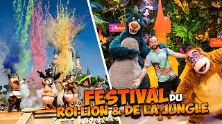 FESTIVAL DU ROI LION & DE LA JUNGLE