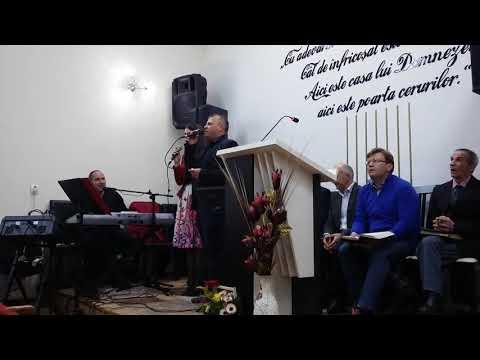 Vino Doamne n casa mea canta fr Marginean Petrica Valeni,in biserica din Cavnic
