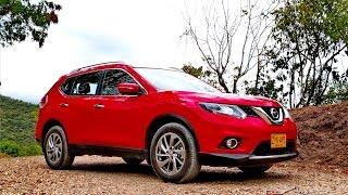 Nueva Nissan X-Trail 2015 en Colombia - Lanzamiento Oficial